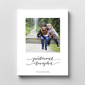 Fotobuch Kalligraphie