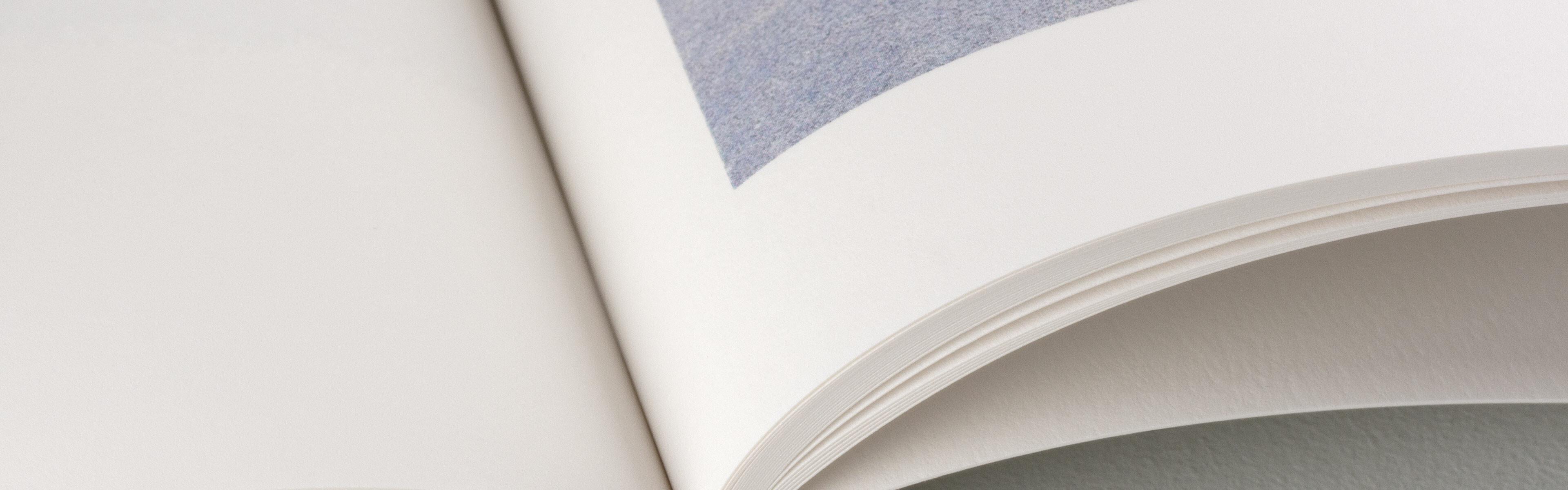 Ein Fotobuch auf hochwertigem Papier!