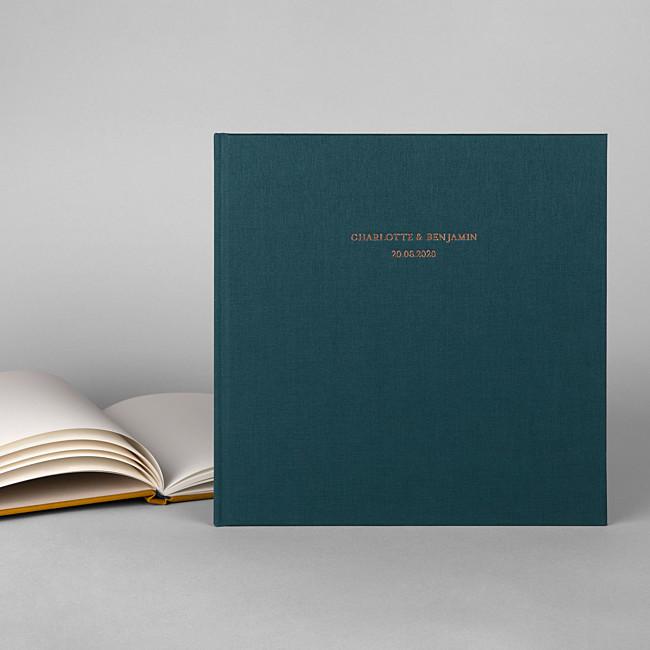 Gästebuch Hochzeit von Atelier Rosemood