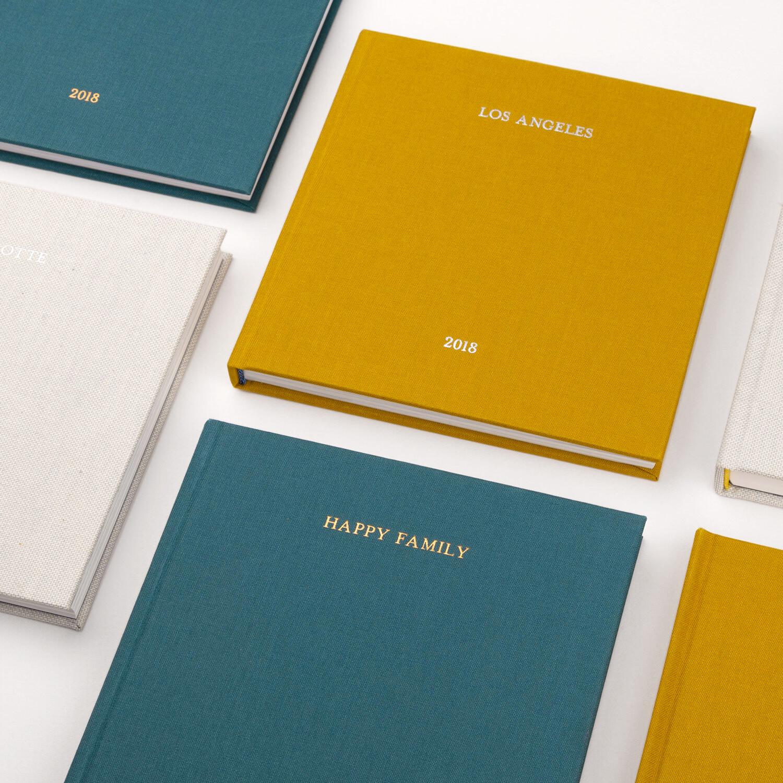 Fotobuch groß erstellen bei Atelier Rosemood