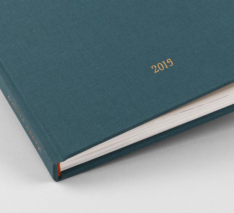 Hardcover Fotobuch mit Stoffeinband
