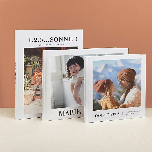 Hardcover-Fotobuch von Atelier Rosemood