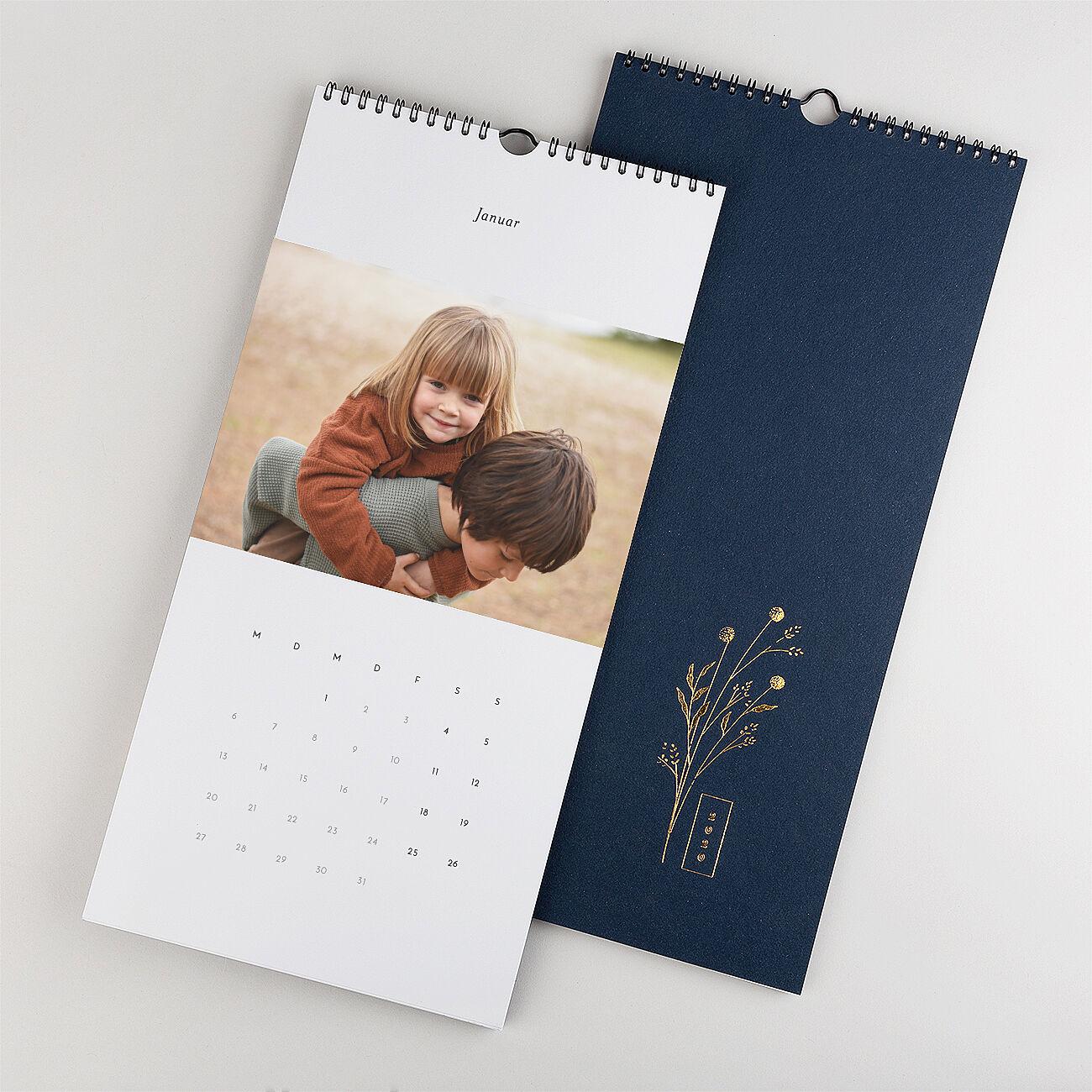 Personlisierbarer Fotokalender