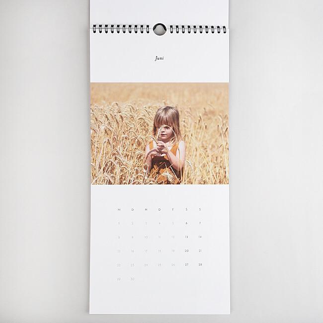 Hochwertiges Fotokalender-Papier