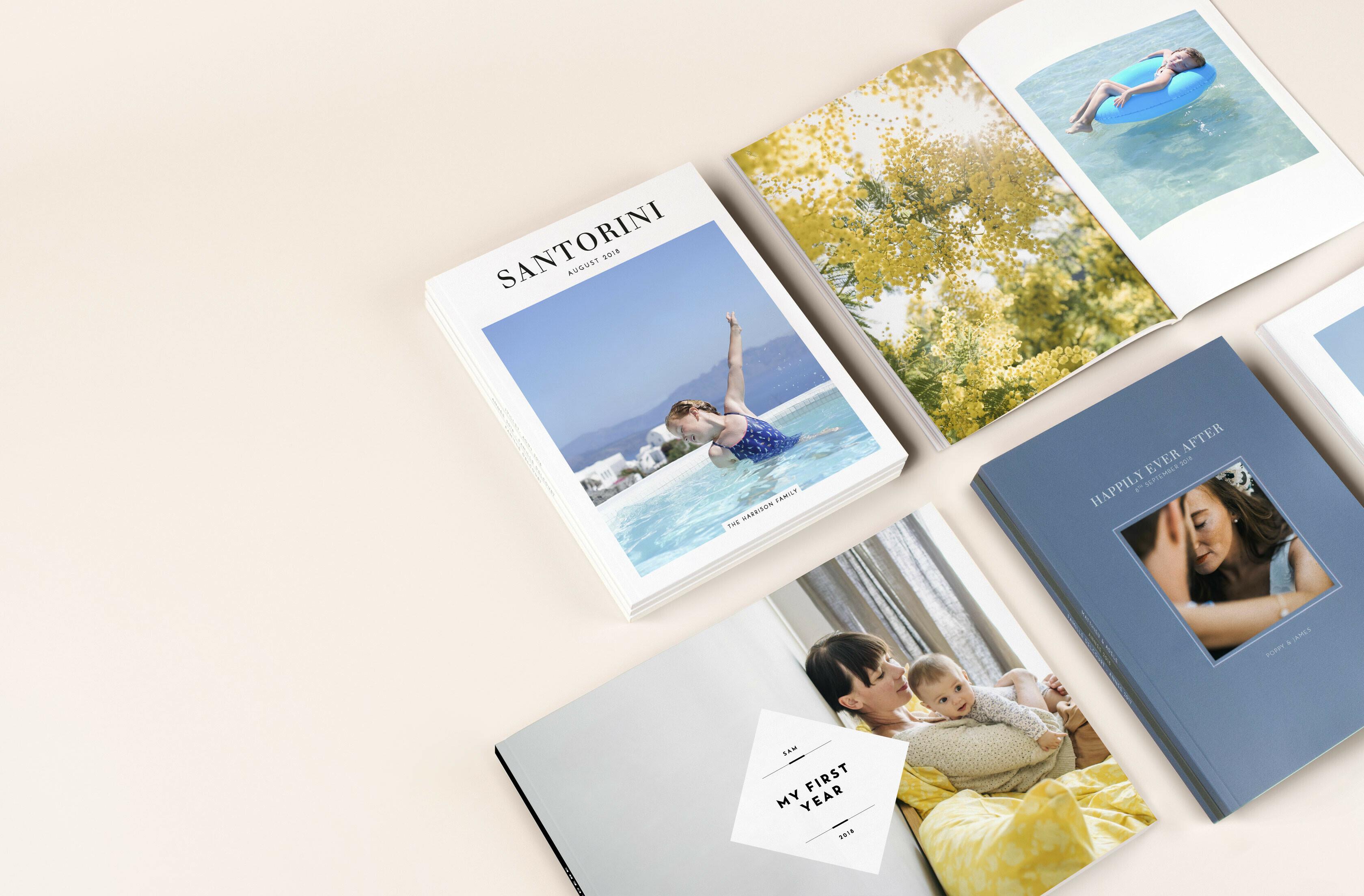 Eine Fotobuch für jeden Anlass!