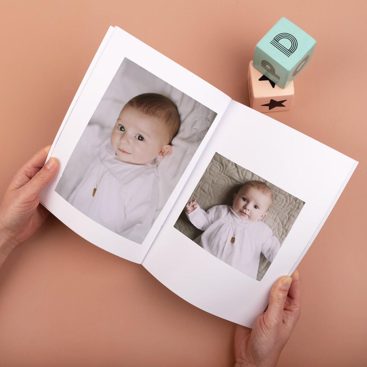 Fotobuch Taufe