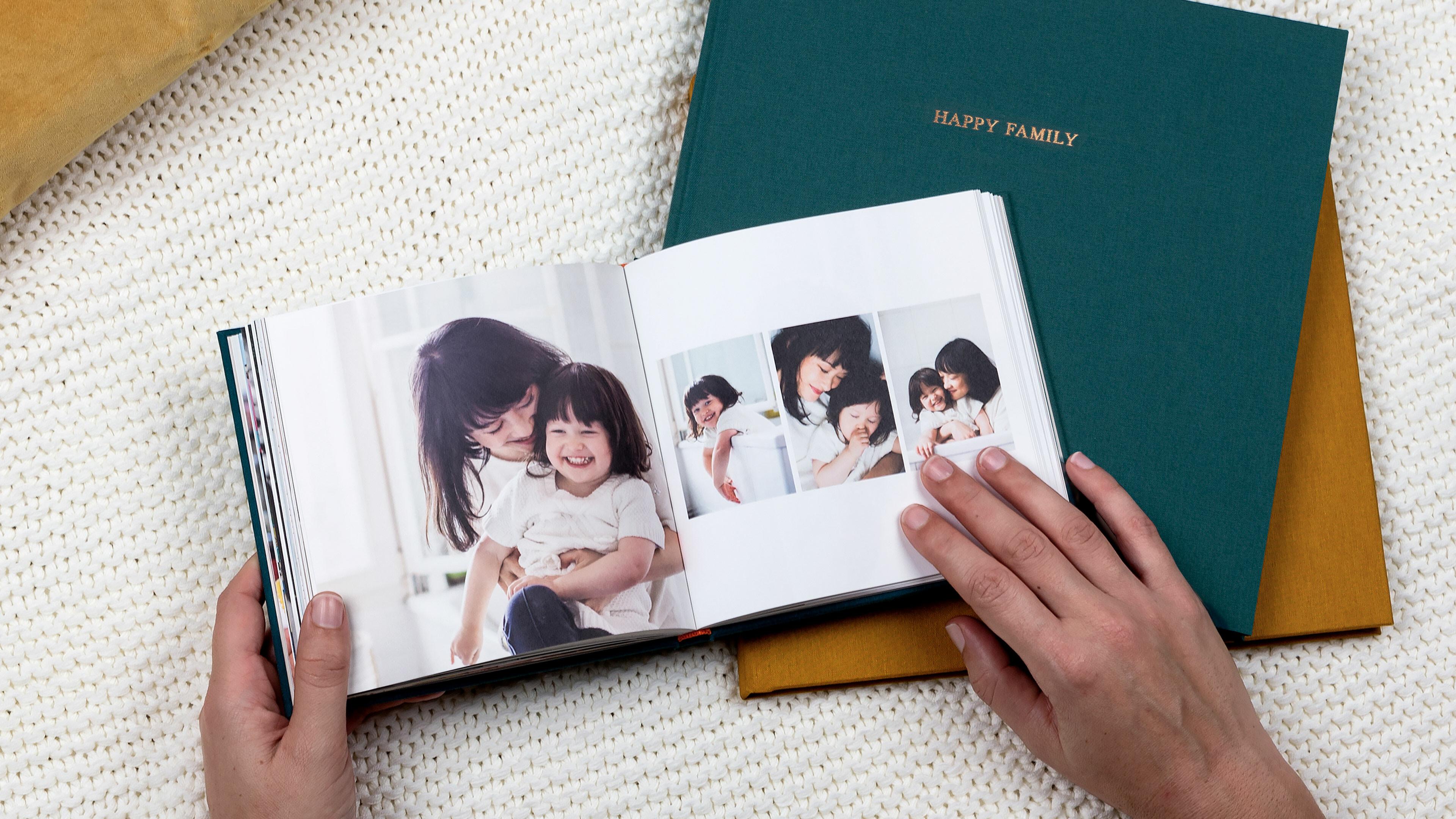 Fotobuch für Oma und Opa von Rosemood