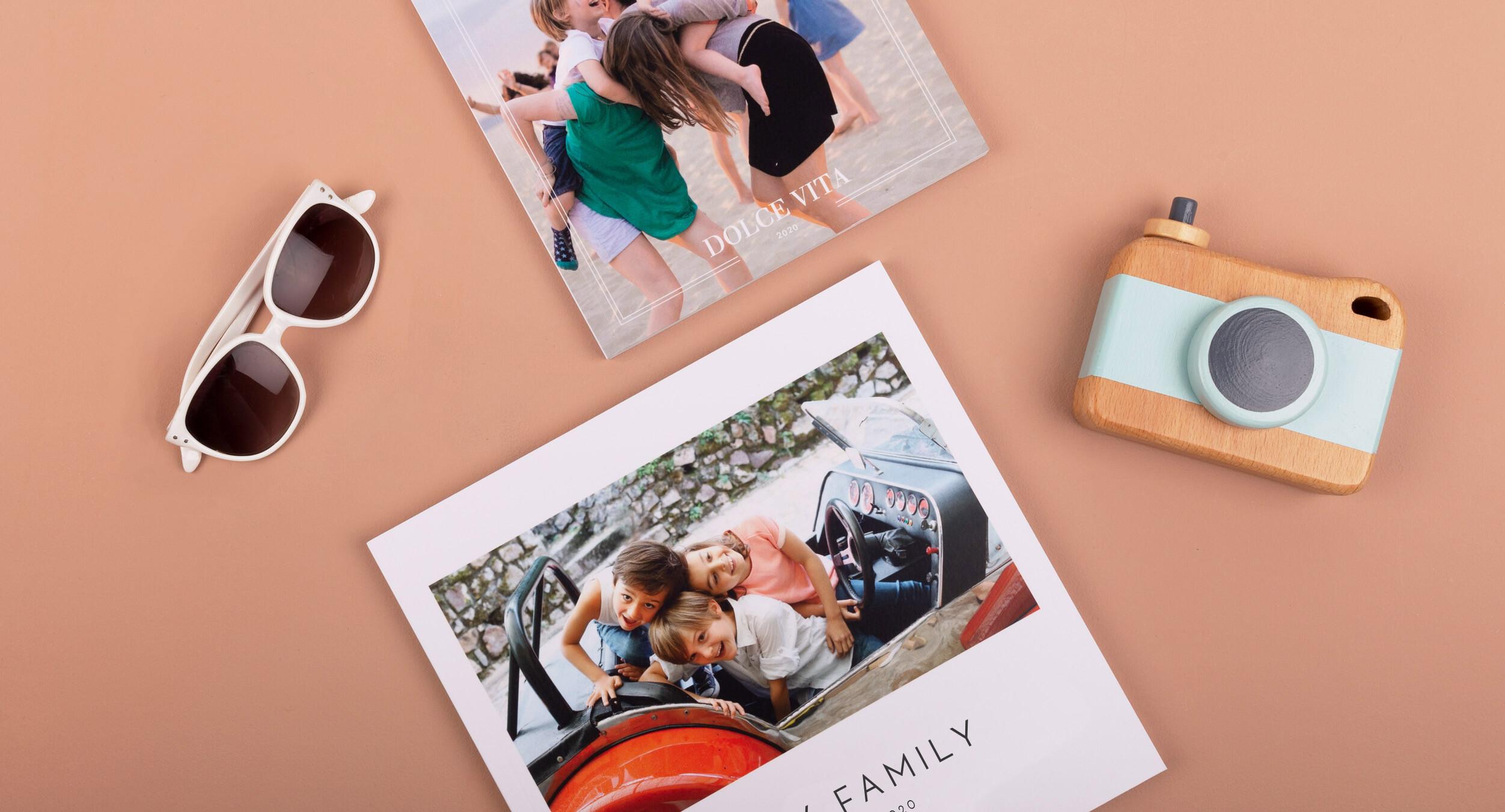 Kleines Fotobuch Atelier Rosemood