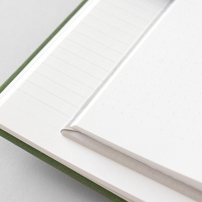 Notizbuch liniert