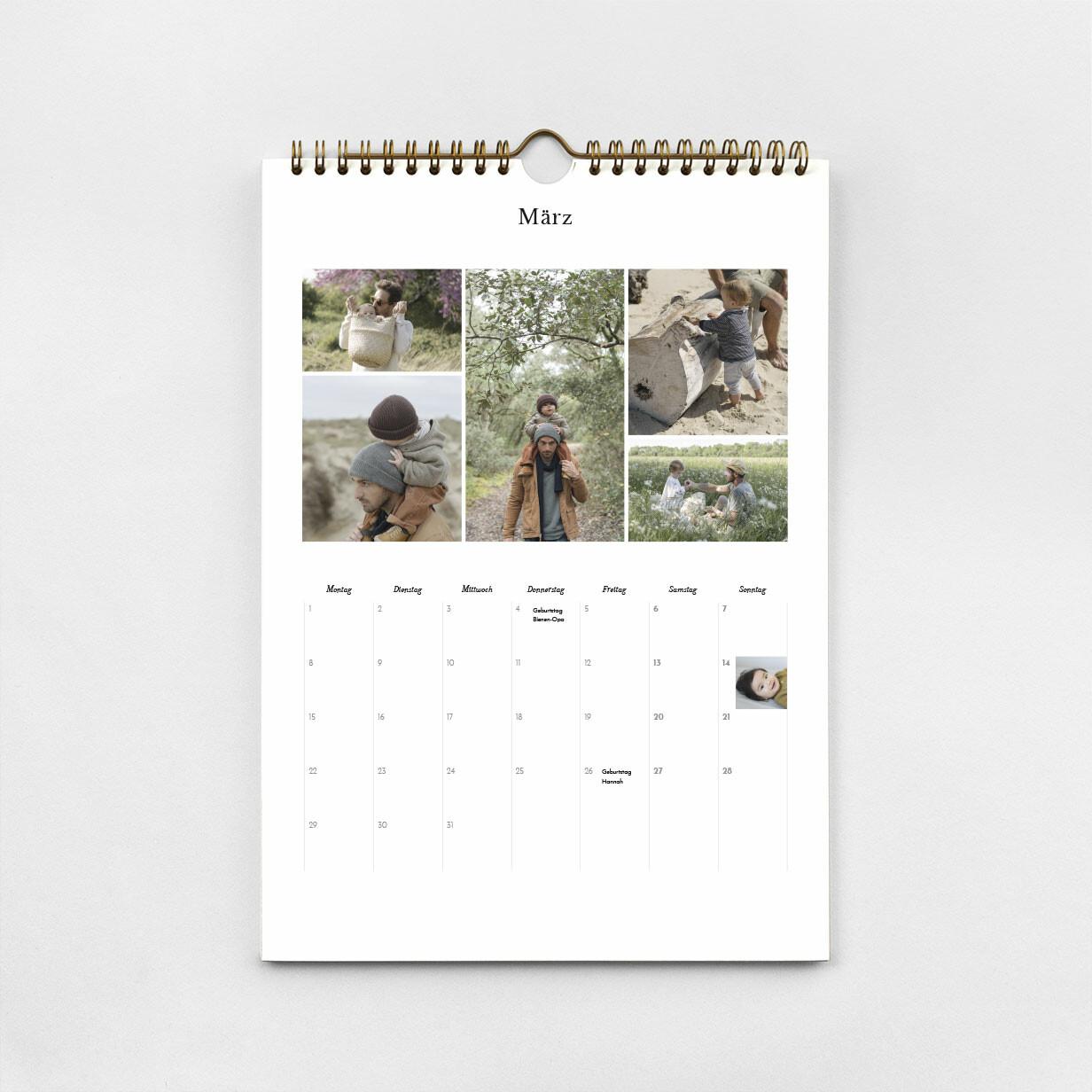Terminkalender A4