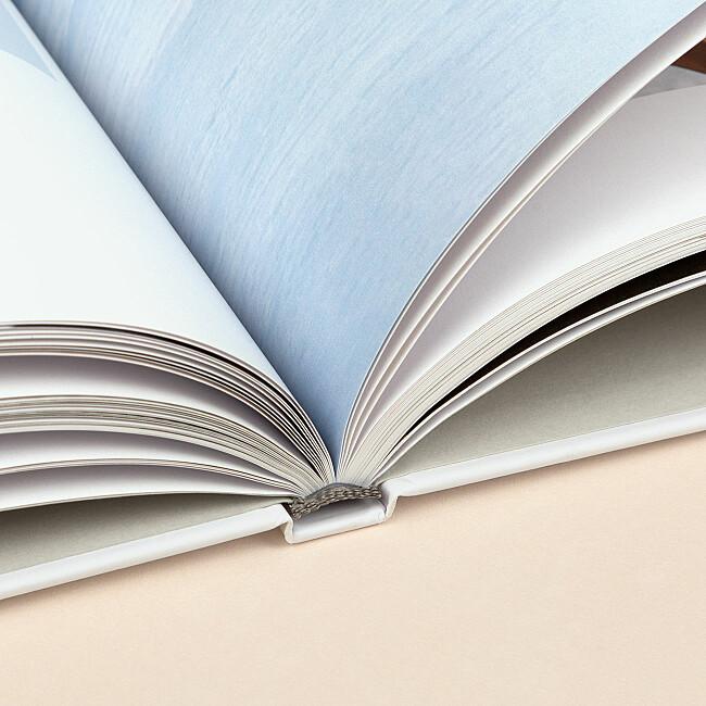 Fotobuch mit hochwertigem Druck