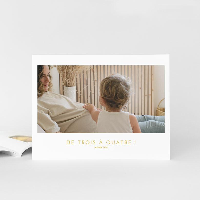 Fotobuch Softcover Schwangerschaft Rosemood