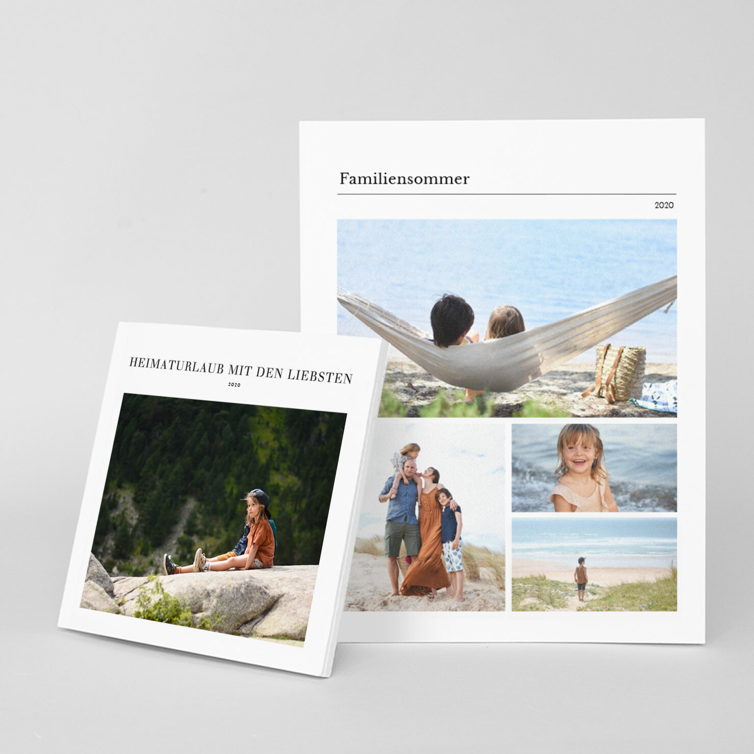 Fotobuch Familie