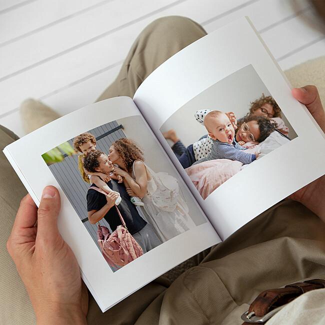 Fotobuch mit toller Druckqualität
