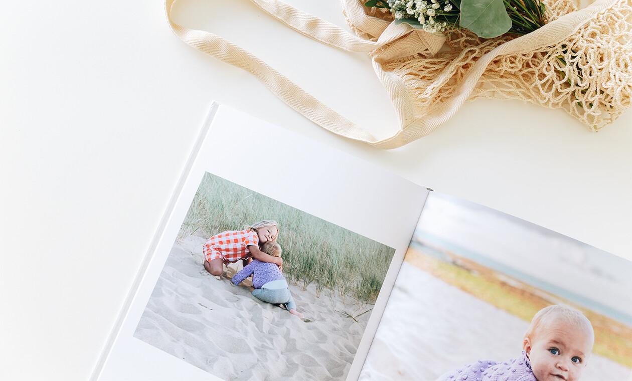 Hardcover-Fotobücher