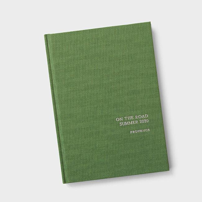 Notizbuch artisanale Veredelung