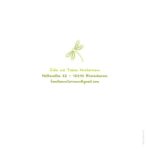 Geburtskarten Libelle frühlingsgrün - Seite 4