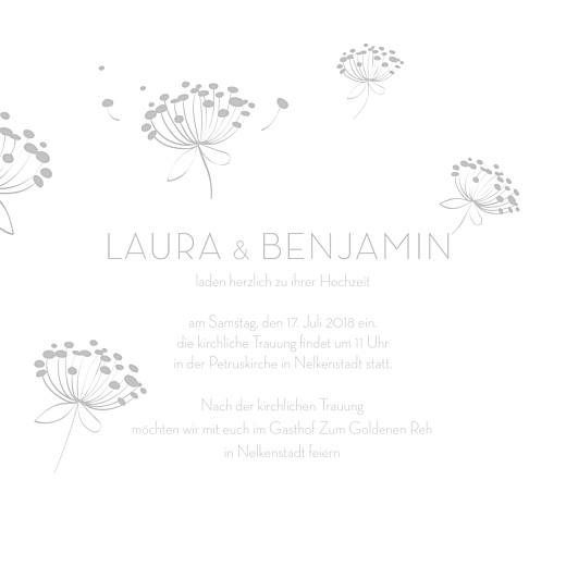 Hochzeitseinladungen Höhenflug grau - Seite 3