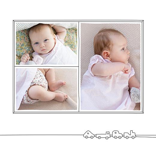 Geburtskarten Kinderzimmer weiss - Seite 2