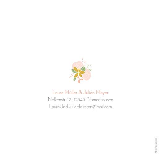 Hochzeitseinladungen Das brautpaar rosa - Seite 4