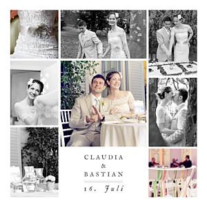 Dankeskarten Hochzeit Dankeskarte Hochzeit Zu Gestalten Vom