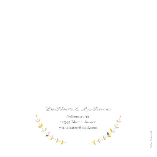 Hochzeitseinladungen Tandem rosa - Seite 4