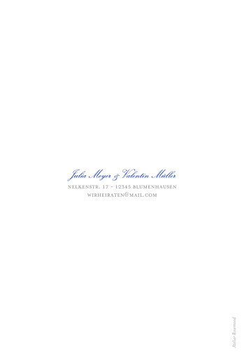 Hochzeitseinladungen Einzigartig weiß - Seite 4