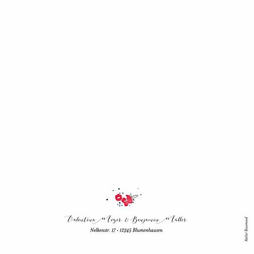 Hochzeitseinladungen Blütezeit weiß - Seite 4