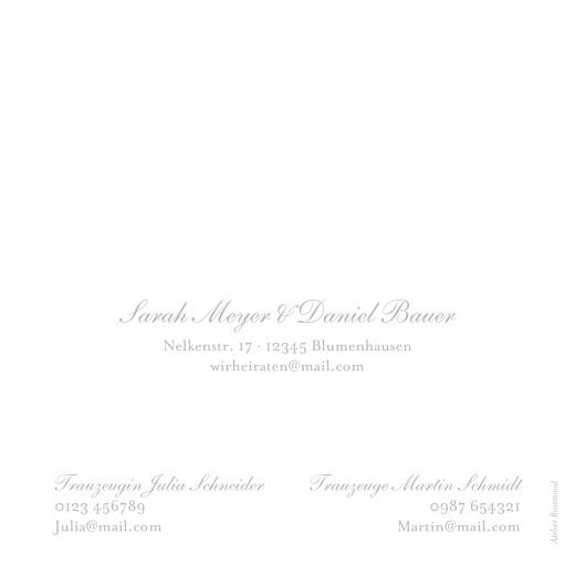 Hochzeitseinladungen Turteltauben grau - Seite 4