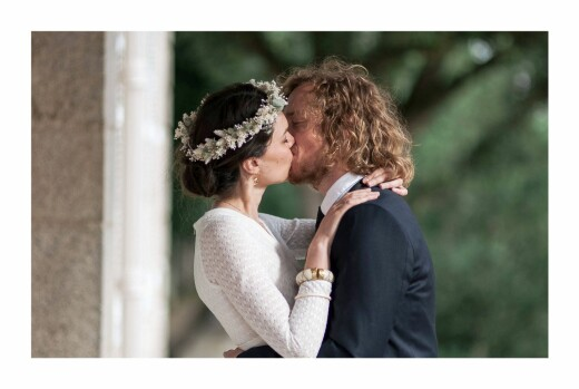 Dankeskarten Hochzeit Frühlingshauch - Atelier Rosemood
