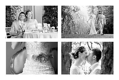 Dankeskarten Hochzeit Einzigartig weiß finition
