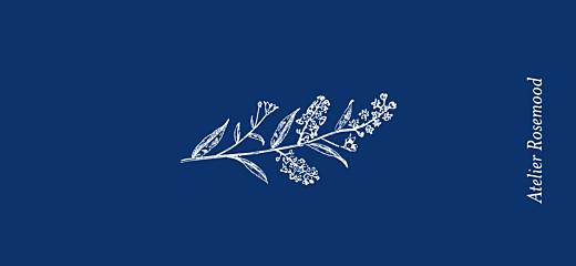 Anhänger Hochzeit Naturnah blau - Seite 2