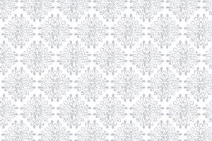 Grußkarten klassisch anmutig grau
