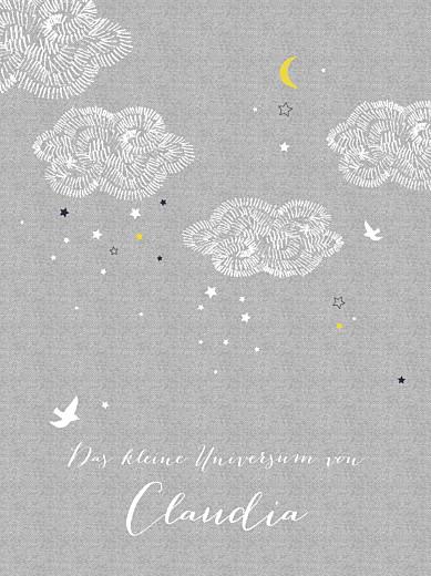 Poster groß Himmlisch grau - Seite 1