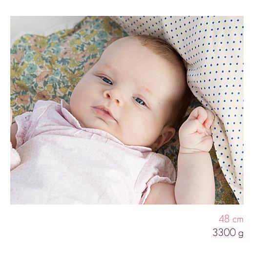 Geburtskarten Portfolio 3 fotos weiß - Seite 2