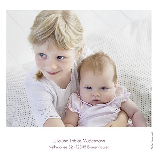 Geburtskarten Portfolio 3 fotos weiß - Seite 4
