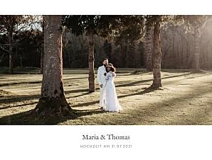 Kleine Poster Hochzeit Unsere hochzeit lang weiß