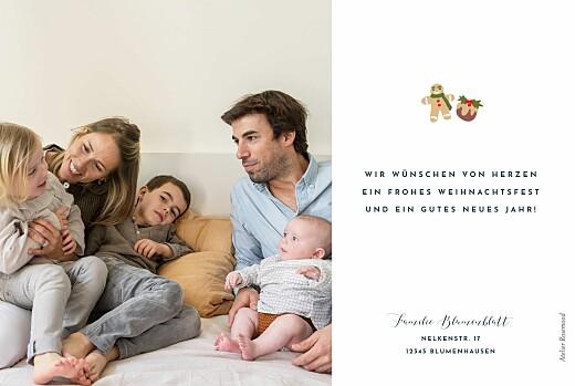 weihnachtskarte weihnachtspullover atelier rosemood. Black Bedroom Furniture Sets. Home Design Ideas