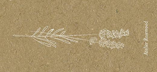 Anhänger Hochzeit Provence sand - Seite 2