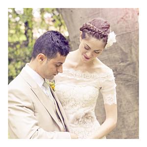 Dankeskarten Hochzeit Erinnerung 6 fotos weiß