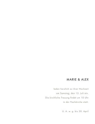 Hochzeitseinladungen Edle funken (gold) marineblau