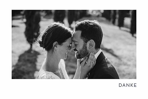 Dankeskarten Hochzeit Edle Funken (Gold) - Atelier Rosemood