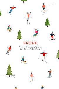 Originelle Weihnachtskarten.Weihnachtskarten Originell Weihnachtskarten Zu Gestalten Vom