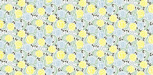 Platzkarte Taufe Blütenzauber zartgrün - Seite 2