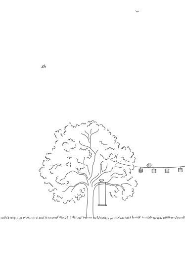 Kirchenheft Taufe Gartentraum weiß - Seite 3