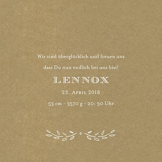 Geburtskarten Lyrik foto sand - Seite 3