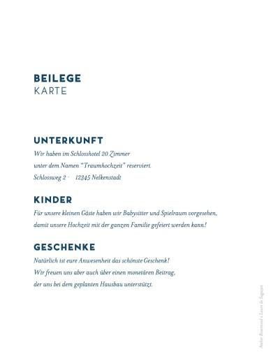 Beilegekarte Laure de sagazan weiß - Seite 2