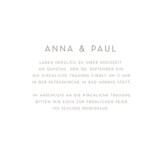 Hochzeitseinladungen Elegant foto weiß - Seite 3