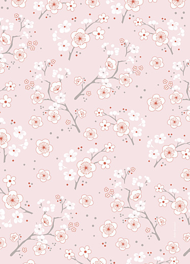 Kirchenheft Taufe Kirschblüten rosa - Seite 4