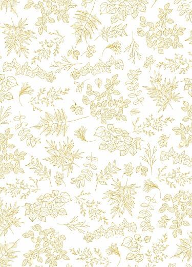 Kirchenheft Hochzeit Feine blätter gelb - Seite 3